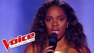 The Voice 2016 │Mirella - Homeless (Marina Kaye) │Blind Audition