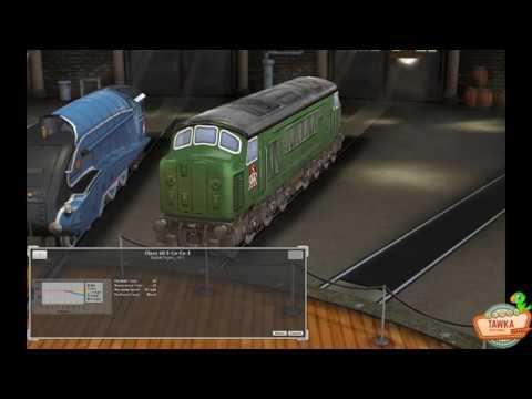 Sid Meier's Railroads Game Play |