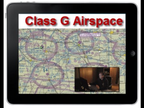 Class G Airspace ( EVERYBODY STRUGGLES WITH THIS ONE ) Online Ground School