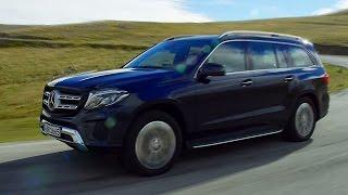 New Mercedes GLS - обзор Александра Михельсона