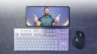 إزاي تحول موبايلك إلى كمبيوتر !