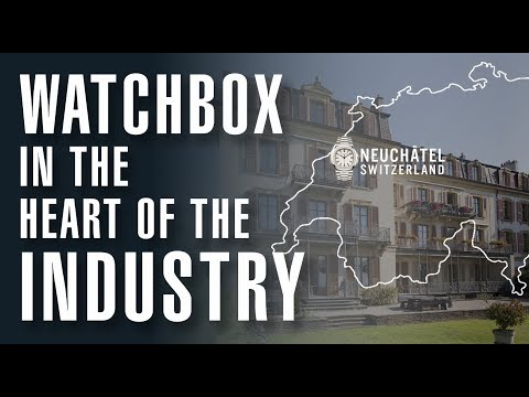 WatchBox Switzerland: Now in the Heart of the Industry