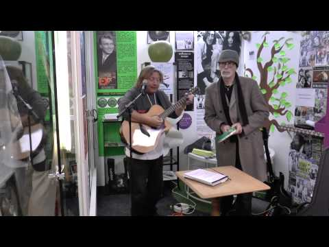 Pure Poetry ( Sky Blues ) Live at Coventry Music Museum