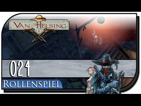 TESTS | The Incredible Adventures of Van Helsing | #024 | Let's Play | Gameplay | Deutsch/German |