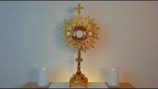 Perpetual Adoration live from St Benedict's, Melbourne