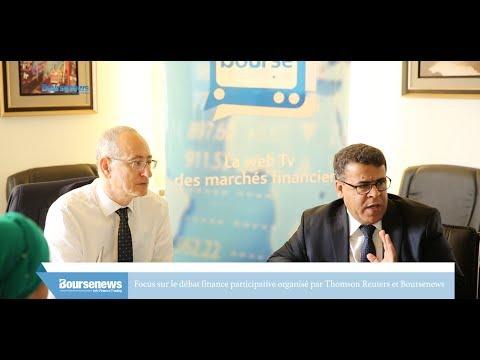 Hebdo des marchés : Thomson Reuters et Boursenews organisent un débat sur la finance participative