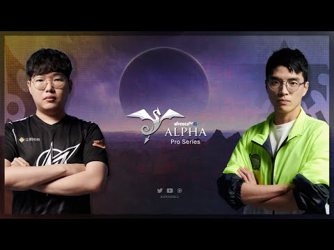 Patience vs ByuN - Alpha Pro Series 2021 - Map 9
