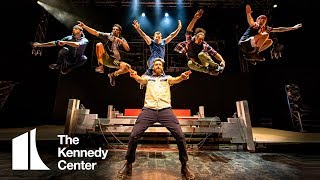 Tap Dogs at The Kennedy Center