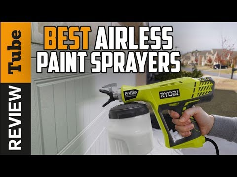 ✅-paint-sprayer:-best-airless-paint-sprayers-2019-(buying-guide)