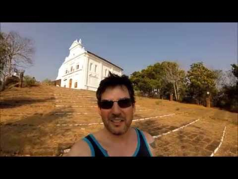 India, Goa: (Ep.17) Sights and Sounds of Old Goa