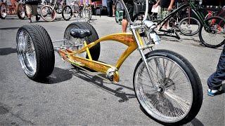 KTC @ OBC Las Vegas 2016 International Custom-Bike Event
