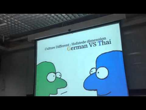Presentation Group 1 Culture differences German vs Thai