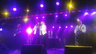 Brotherhood Of Man 70s Weekend Butlins Minehead October 2014