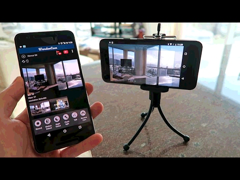 WardenCam App, an old phone is my Home Security System, cloud recording  with no monthly fees