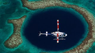 Experience Belize -  The Sky is Your Limit at Grand Caribe
