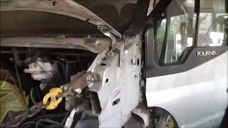 Форд. 7 часть. Самодельные внутренние арки.(Автобусик Форд пострадал в аварии. Видео дневник ремонта. 7 часть. Самодельные внутренние арки., 2016-04-30T22:29:21.000Z)