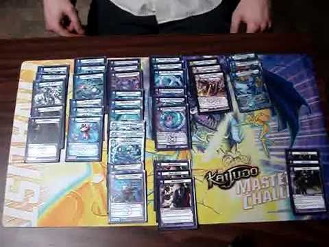 Kaijudo - Toronto KMC Deck Profile (2nd Place)