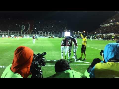 El gol mas importante en la historia de San Lorenzo