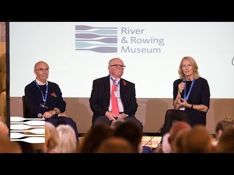 Rowing Panel Discussion: Mike Spracklen, Colleen Orsmond & Peter Mallory