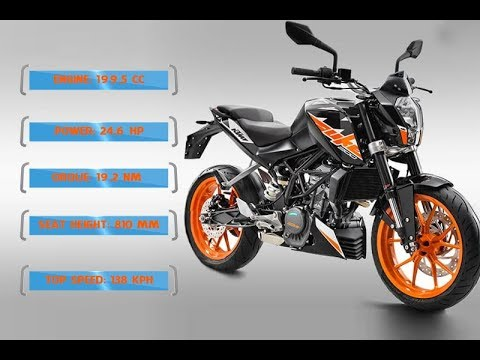 Price List Of KTM Bikes Available In India | KTM Bikes Price List
