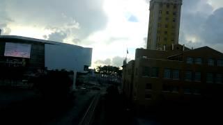 Miami metromover  june 11,2014