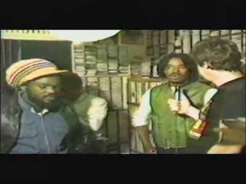 Roger Steffens interviews The Wailers
