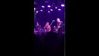 "Iggy Pop & Josh Homme ""American Valhalla"" Live Post Pop Depression Tour March 9, 2016 feelnumb.com"