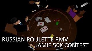 PG13 - RUSSIAN ROULETTE - RIHANNA. [Jamie ThatBloxer's 50k Video Contest] ROBLOX MUSIC VIDEO