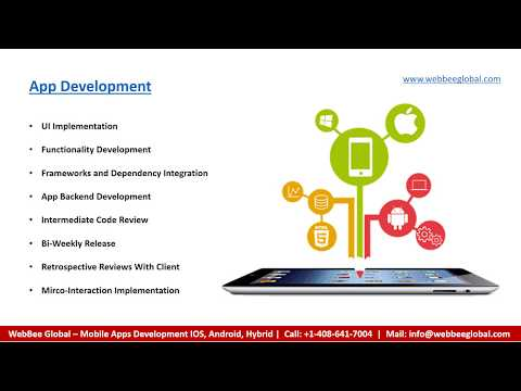 Best Mobile App Development Company In New York, California, Texas - Development Process