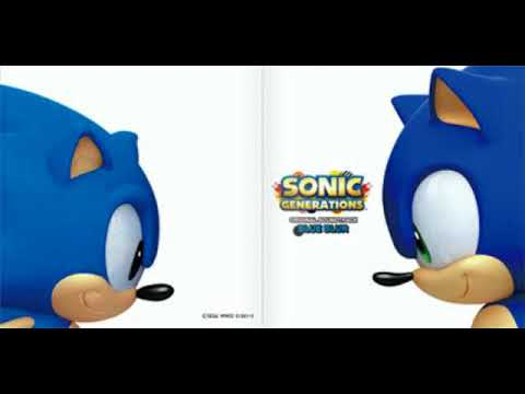 [OST] Blue Blur Sonic Generations (CD03) [Track 29] Gallery