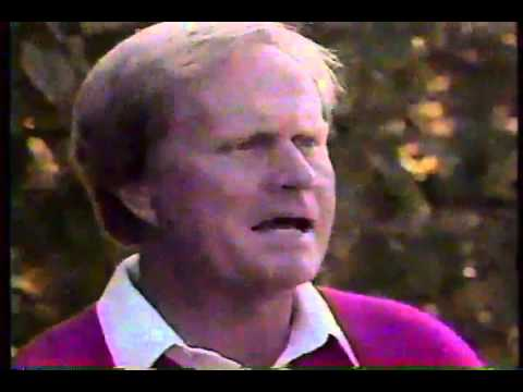 Jack Nicklaus Greatest 18 Holes Of Major Championship Golf (1/4)