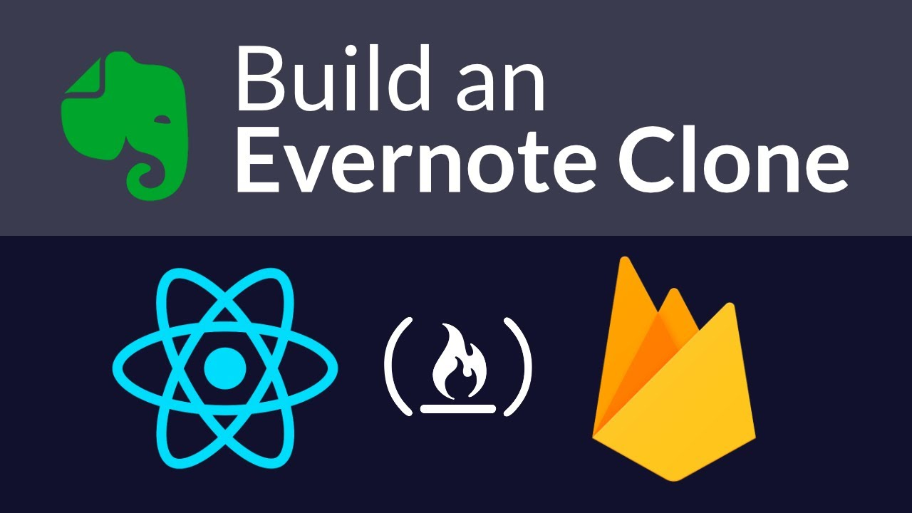Intermediate React and Firebase Tutorial - Build an Evernote Clone