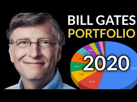Inside Bill Gates' Stock Portfolio: How Bill Gates Is Investing for the Next Decade