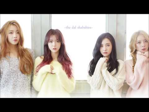 Dalshabet - Someone like u (Speed up)