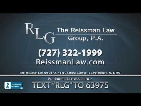 Reissman Law Group Gulfport FL | http://www.ReissmanLaw.com