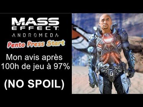 Mon avis sur Mass Effect Andromeda après 100 h à 97% (PPS)