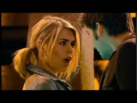 Doctor Who - Kiss From a Rose - 10th Doctor/Rose