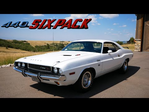Is The Original 1970 Dodge Challenger R/T Better Than The New One?