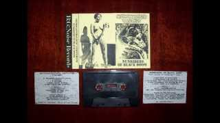Necrocannibalistic Vomitorium / Nunriders Of Black Doom - Split Tape - NROBD