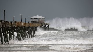 Hurricane Florence bears down on N.C. coast