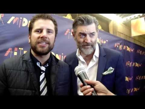 The NIkki Rich  s James Roday and Timothy Omundson