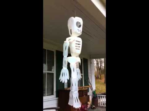 milk jug skeleton youtube