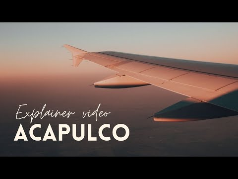 I woke up and booked a flight to Acapulco