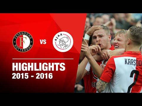Samenvatting | Feyenoord - Ajax 2015-2016