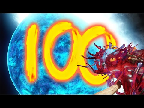 RACE TO ROUND 100: REVELATIONS