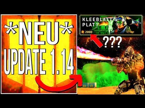 BO4 UPDATE 1.14 (deutsch)! ALLE NEUEN INHALTE! NEUER Modus, NEUE Map Und MEHR!