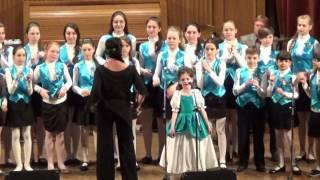 Bibbidi-Bobbidi-Boo (The Magic Song) - хоровой коллектив Сумской ДМШ №3
