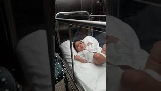 emanuel intervenido en el hospital 12 de octubre madrid españa