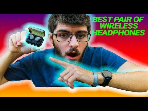 Best Truly Wireless Earbuds! *Better than Airpods?*