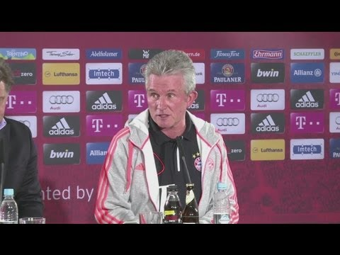 Jupp Heynckes reacts to Pep Guardiola appointment at Bayern Munich